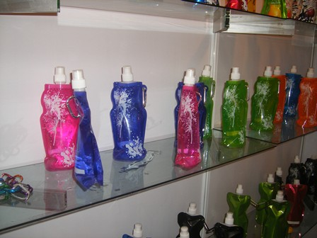 בקבוק מים אקולוגי