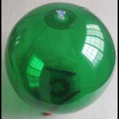 כדורי ים בצבע ירוק